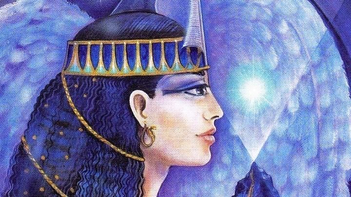 Iniziazione Memorie di un Egizia